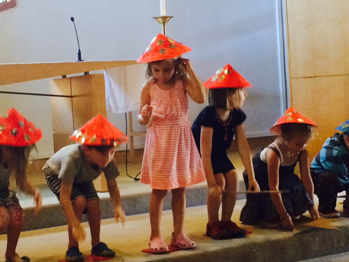 Preschool Fireflies start