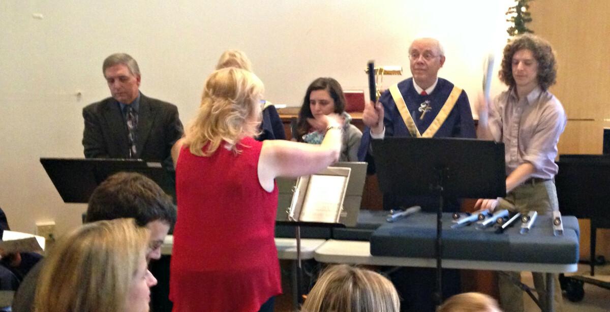 Worship with Children's Christmas program